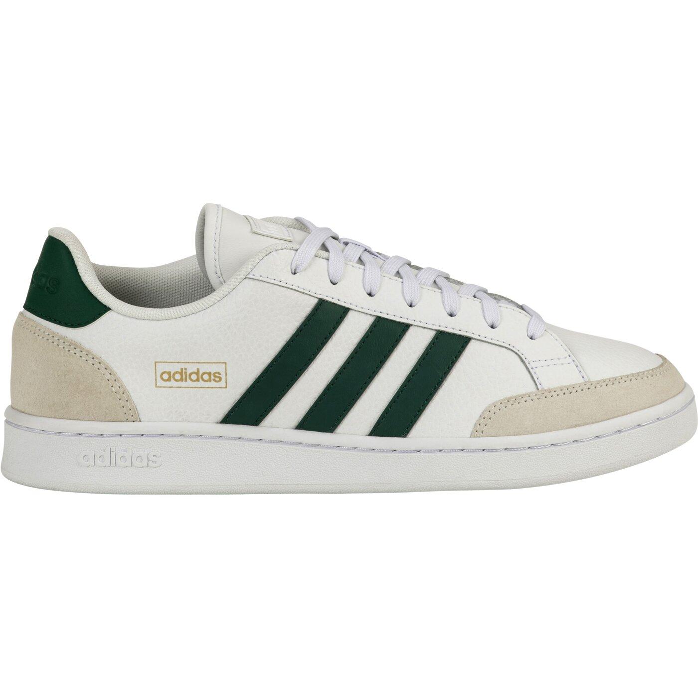 ADIDAS Chaussure GRAND COURT SE pour Homme - Blanc/Vert • CITABEL ...